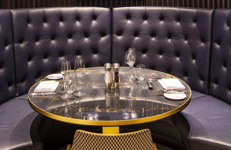 Margan Ltd create stunning bespoke leather upholstery